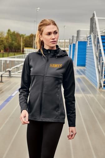 Sport-Tek® Hooded Soft Shell Jacket