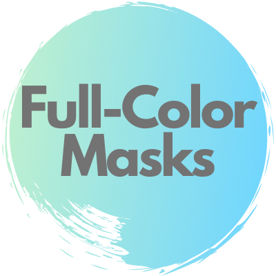 Full-Color Masks